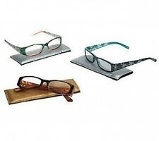 ICU S/3 Fashion Readers w/ Embellished Temples