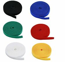 5 Yards Self Attaching Hook & Loop Tape Fastener 1 Roll 5 yd 5yd