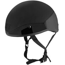 Speed and Strength SS200 Open Face Motorcycle Riding Helmet Gloss Black