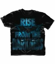 Batman Dark Knight Rising Rise From Darkness Licensed DC Comics Adult T-Shirt