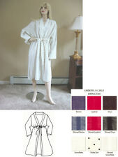 FLAX 12 UnderFLAX Artsy Linen QUEEN FOR A DAY Duster Robe 1G/1X U-PIK COLOR