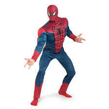 Amazing Spider-Man 2012 Movie Adult Muscle Costume Disguise 42505