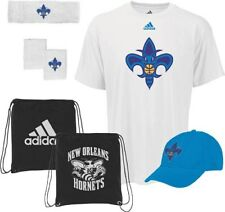 New Orleans Hornets Adidas NBA To the Court 5-Piece Shirt Hat Combo Pack