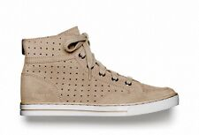 COACH PITA HIGH TOP SUEDE SNEAKER SHOES 5 to 11