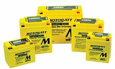 Motorcycle Battery, Motobatt Batteries and accessories.