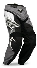 2015 Fly Racing F 16 Adult Mens MX ATV Pants Black/Gray ALL SIZES