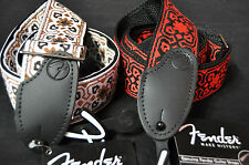 FENDER 2'' HIP TRIP VINTAGE STYLE CLOTH GUITAR STRAP