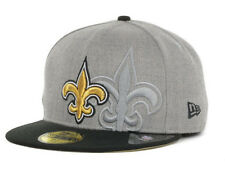 Official New Orleans Saints New Era NFL Team Screening 59FIFTY Hat