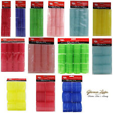 Professional Velcro Hair Rollers Various Sizes 13mm - 76mm Small - Super Jumbo