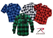 Rothco Extra Heavy Weight Brawny Flannel Shirt