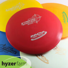 Innova STAR STARFIRE *choose your weight and color* Hyzer Farm disc golf driver