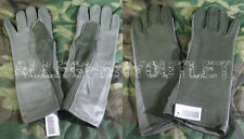 USGI Military USAF NOMEX FLYERS GLOVES Sage Green Sizes 4 6 8 9 11 12 NEW NWT