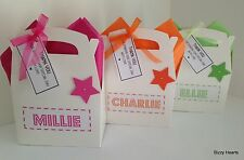 Personalised Childrens Wedding Favour Activity Box Gift Party