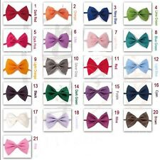 1X Lovely Cute Bow Tie For Dog Cat Pet Necktie Neck Collar Buy 3 Get 1 Free