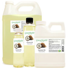 Coconut Carrier Oil (100% Pure/Natural) FREE SHIPPING