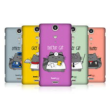 HEAD CASE DESIGNS WILBUR THE PROFESSIONAL CASE COVER FOR SONY XPERIA TX LT29i