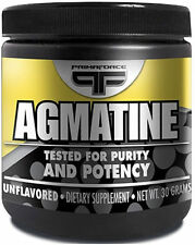 Primaforce Agmatine Sulfate Powder - 30 Grams - Brand New From Factory
