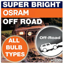 OSRAM OFF-ROAD RALLY BIRNEN HIGH WATTAGE HIGH POWER AVAILABLE in H1 H4 H7 BIRNEN