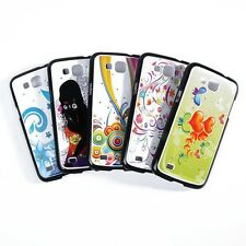 Premium Patterned Series Diamond Hard Case Cover Fr Samsung Galaxy Premier i9260