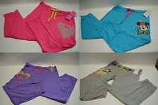 Disney Minnie Mickey Batgirl Supergirl Capri Lounge PJ Pants  S/M/L/XL NWT ~PICK