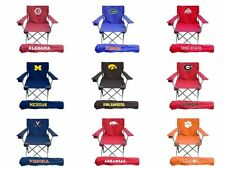 Choose Your NCAA Team Ultimate Tailgate Adult Folding Arm Chair by Rivalry