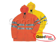 MAJESTIC 73720FY/73720FO High Visibility Class 3 Flexothane Jacket ANSI 107