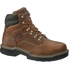 "Wolverine Men's  Raider W02419 MultiShox Contour Welt Steel-Toe EH 6"" Boot"