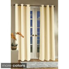 Weathermate Thermalogic Insulated 63-inch Curtain Panel Pairs