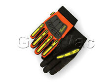 Majestic 21245HO Mechanics KnuckleHead x10 Work Gloves Kevlar Lined Reinforced