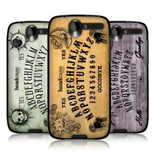 HEAD CASE SPIRIT BOARD PROTECTIVE SNAP-ON HARD BACK CASE COVER FOR HTC DESIRE