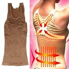 Slimming Bust up Body shaper Tummy Fat Control Camisole Tank Top 2 Colors hv2n