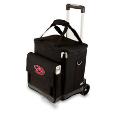 MLB National League Cellar with Trolley