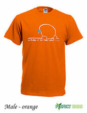 Rock Climbing Bouldering Wall Indoor Outdoor  T-SHIRT M-2XL orange III