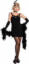 All That Jazz Adult Womens Female 20s Flapper 1920s Costume Fancy Dress Up,