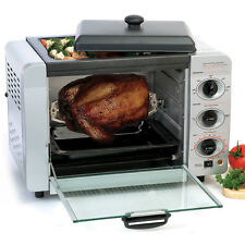Aluminum Multifunction Oven