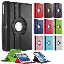 "Samsung Galaxy Tab 3 10.1"" P5200 360° Rotating Rotate Cover Case Tablet GT-P5200"