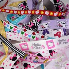 mixed size&design&satin&grosgrain ribbon 100/200Yards Great Collection for you