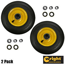 Wright Stander 72460026 Front Solid Tire Assembly Puncture Proof No Flat 11x4x5