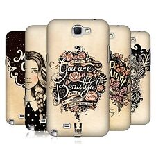 HEAD CASE DESIGNS INTROSPECTION CASE COVER FOR SAMSUNG GALAXY NOTE 2 II N7100