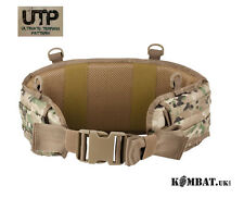 MOLLE MTP BATTLE BELT MULTICAM UTP  HIP PAD ARMY AFGHAN SAS MARINES WEBBING