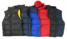 Polo Ralph Lauren Men Down Gilet / Vest / Jacket / Coat Hooded S M L XL New