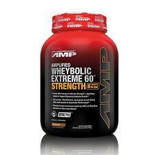 GNC Pro Performance AMP Amplified Wheybolic Extreme 60 STRENGTH - 3.18 lbs