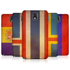 HEAD CASE VINTAGE FLAGS SET 4 SNAP-ON BACK CASE COVER FOR SAMSUNG GALAXY NOTE 3