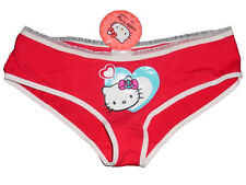 NWT SANRIO HELLO KITTY ANCHOR LACE RED BOYSHORT PANTY UNDERWEAR GIFTS S, L