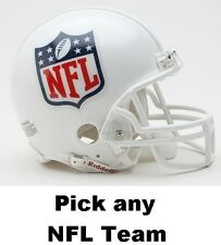 NEW RIDDELL MINI REPLICA NFL FOOTBALL HELMET HELMETS - 32 Teams to Pick From