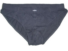 "NEW UMBRO NAVY 100% COTTON COMFORT BRIEF UNDERWEAR MENS PLUS XXL (36"" - 38"")"