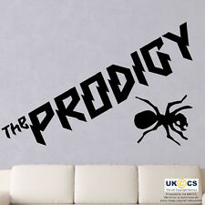 The Prodigy Music Album Logo Cover Dance Wall Art Stickers Decal Vinyl 2