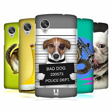 HEAD CASE DESIGNS FUNNY ANIMALS CASE COVER FOR LG GOOGLE NEXUS 5 D821