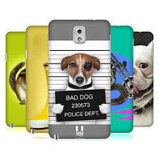 HEAD CASE DESIGNS FUNNY ANIMALS CASE COVER FOR SAMSUNG GALAXY NOTE 3