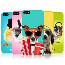 HEAD CASE DESIGNS FUNNY ANIMALS CASE COVER FOR APPLE iPHONE 5 5S